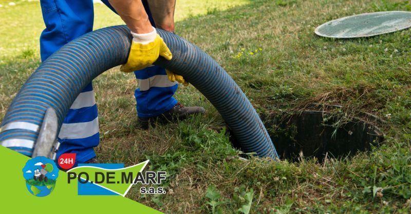 offerta manutenzione fossa settica - servizio svuotamento pulizia fosse settiche