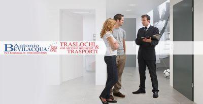 offerta sopralluoghi gratuiti servizio traslochi promozione servizio sopralluogo in loco