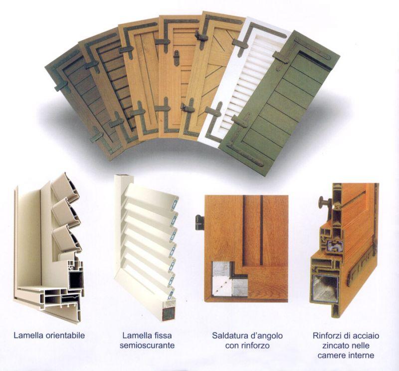 FERPLASTIK offerta finestre e persiane in PVC Spoleto