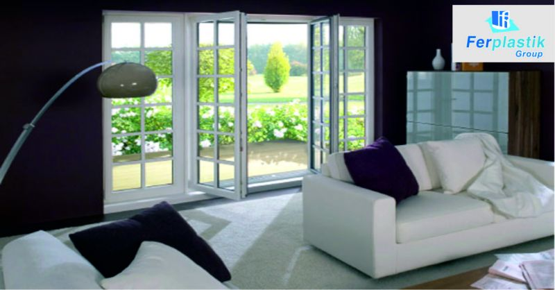 ferplastik offerta vendita finestre in legno - occasione vendita finestre in pvc perugia