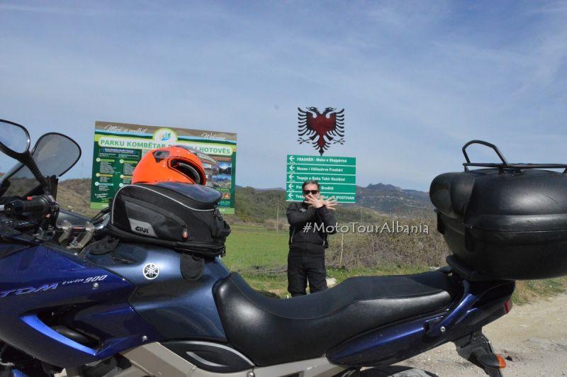 Albania in Moto da Tepelene a Korca