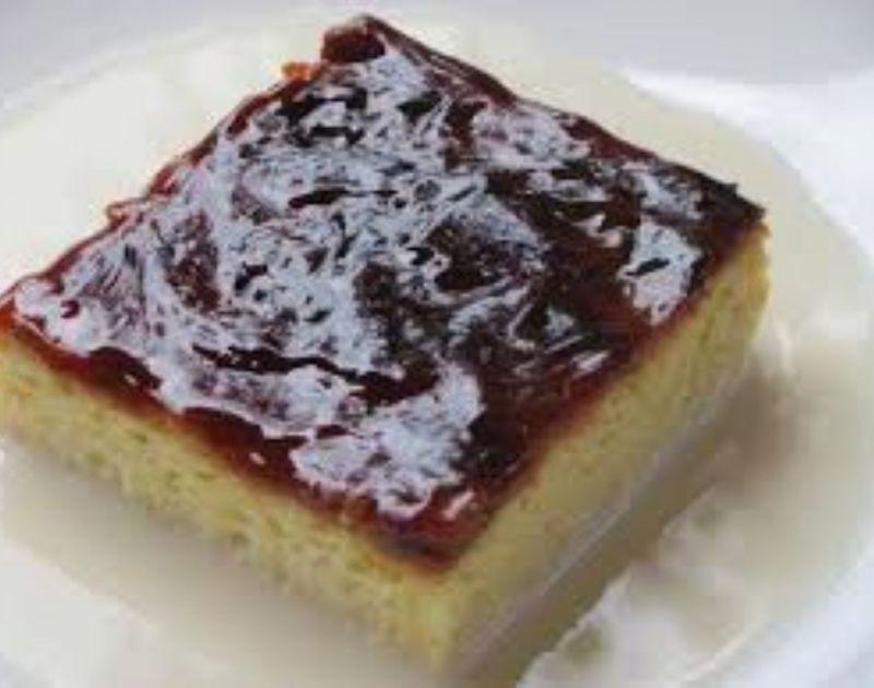 trilece, dolce dei Balcani