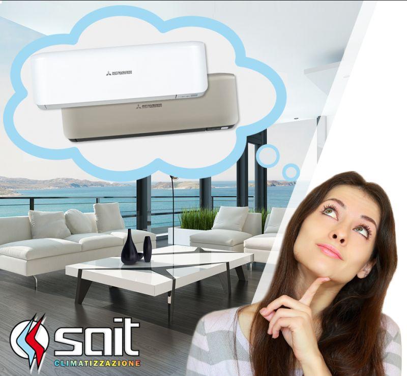 SAIT CLIMATIZZAZIONE offerta climatizzatori Hitachi e Mitsubishi Assisi