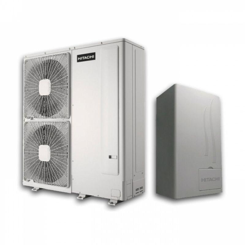 SAIT CLIMATIZZAZIONE offerta pompe di calore Viessmann Hitachi Citerna