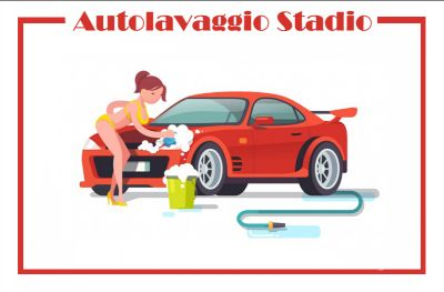 offerta servizi autolavaggio promozione servizio pulizia lavaggio auto autolavaggio stadio