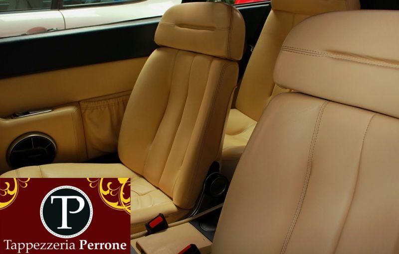 Offerta tappezzeria sedili sterzo auto epoca lecce - promo rifacimento cappotta sedile autobus