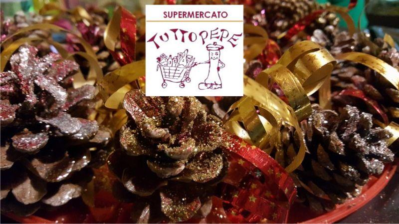 TUTTO PEPE offerta ceste natalizie occasione alimenti di qualità