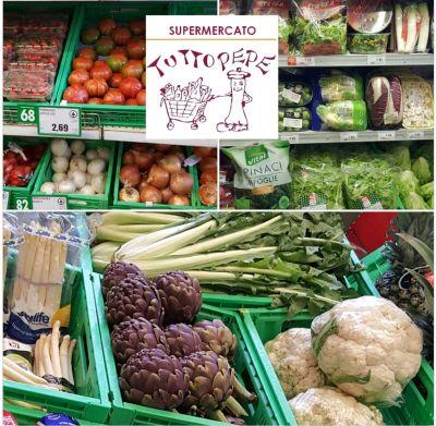 tutto pepe offerta alimenti freschi di qualita frutta e verdura occasione salumi e formaggi