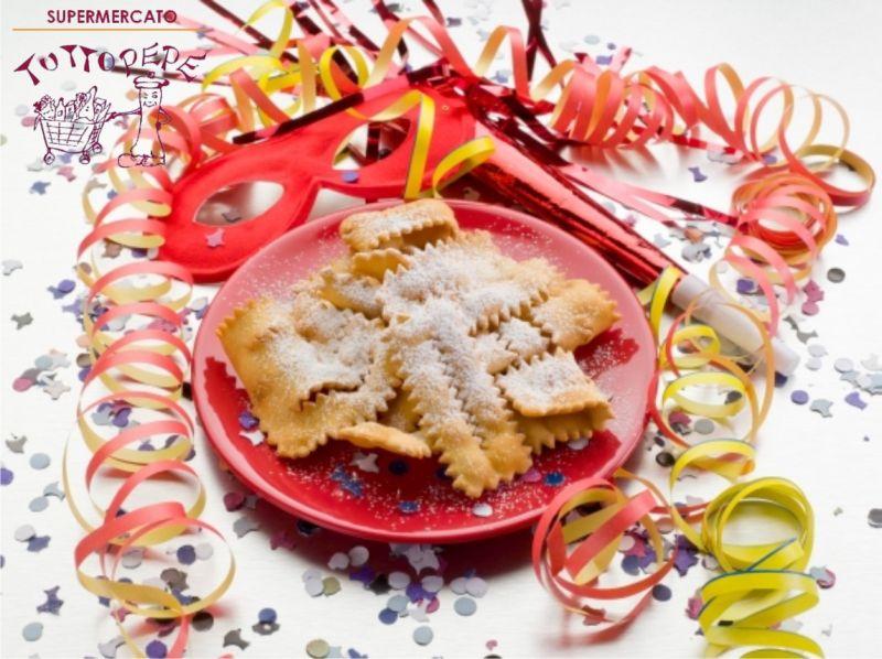 TUTTO PEPE occasione dolci di carnevale - offerta sfrappole - promozione chiacchiere Trieste
