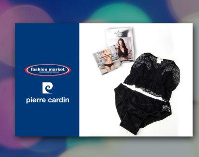 offerta completo intimo pierre cardin occazione bralette donna pierre cardin fashion market