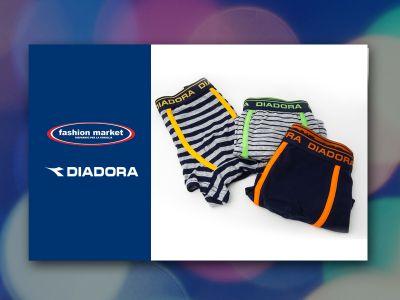 offerta boxer diadora uomo occasione tris boxer diadora fashion market