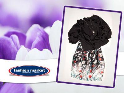 offerta fashion market linea donna gonna maglia occasione collezione abiti donna primavera