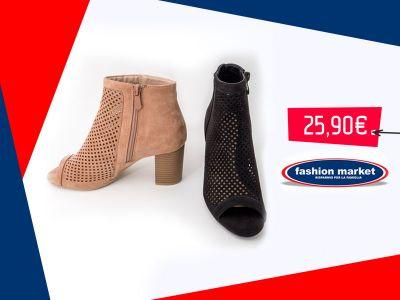 offerta scarpe donna collezione primavera estate occasione calzature da donna fashion market