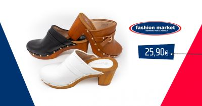 offerta fashion market scarpe estive donna occasione zoccoli calzature da donna sandalo