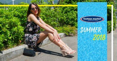 offerta capi alla moda donna e uomo occasione fashion market collezione abbigliamento estate