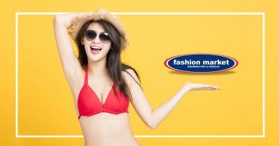 offerta saldi moda mare fashion market occasione costumi donna sconto abbigliamento mare