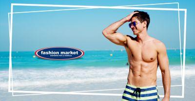 offerta costumi da mare uomo fashion market occasione shorts da mare uomo