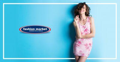 offerta abiti da donna vestiti romantici fashion market occasione abbigliamento donna trendy