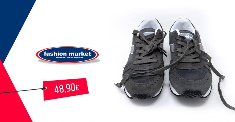 offerta fashion market Sneaker Diadora Uomo - occasione Scarpa da ginnastica collezione diadora