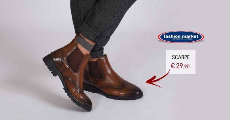 Fashion Market offerta calzature uomo stile british Roma - occasione Scarpe  Uomo Duilio marrone f0959d67cde