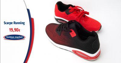 fashion market offerta scarpe running da uomo occasione scarpe da jogging roma