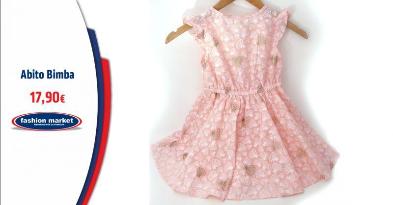 FASHION MARKET Offerta abiti estivi da bambina - Occasione moda mare Bambina
