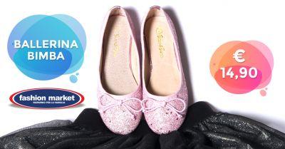offerta ballerine per bambina occasione scarpe ballerine per bambina nuova collezione