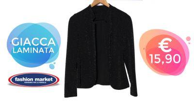 fashion market offerta trench e blazer donna occasione giacche invernali da donna