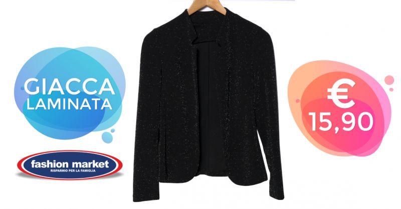 FASHION MARKET Offerta Trench e Blazer Donna - Occasione Giacche invernali da donna