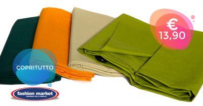 offerta teli arredo foulard universale occasione copritutto moderni