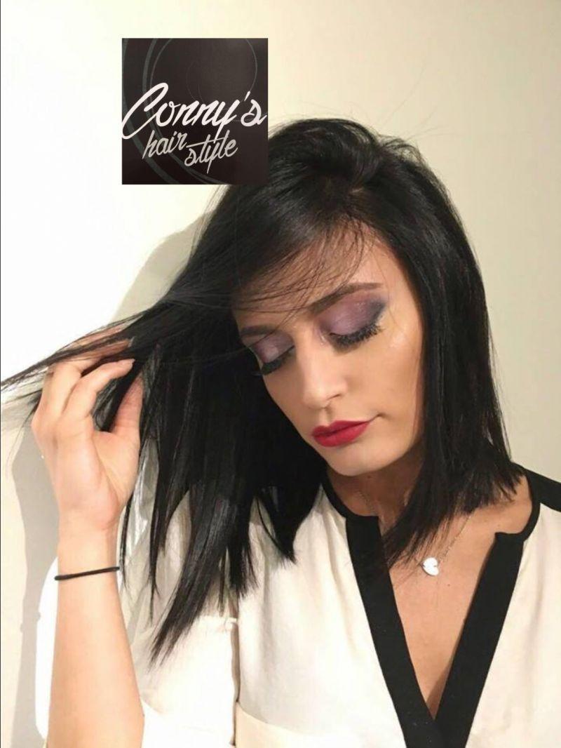 CONNY'S HAIR STYLE offerta taglio capelli unisex occasione acconciature capelli