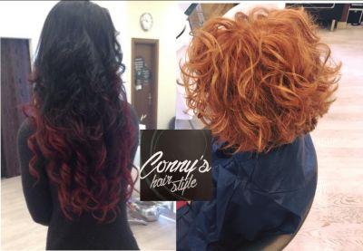 connys hair style offerta trattamenti personalizzati capelli