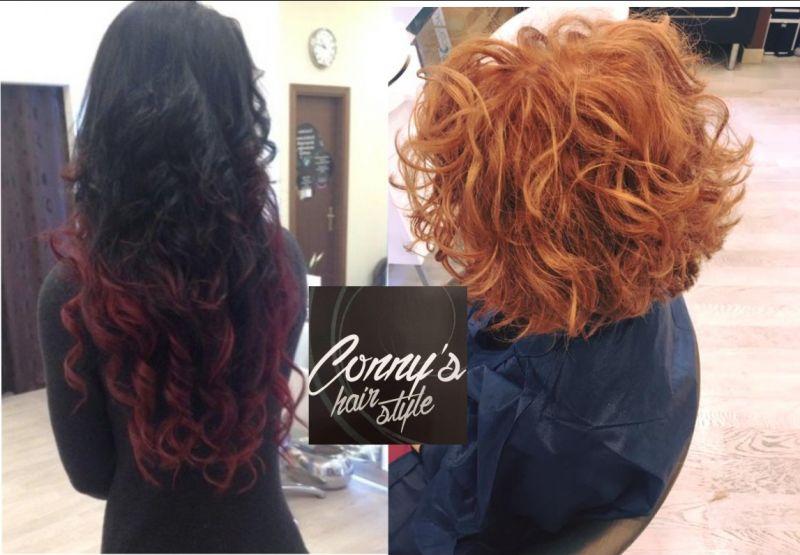 CONNY'S HAIR STYLE offerta trattamenti personalizzati capelli