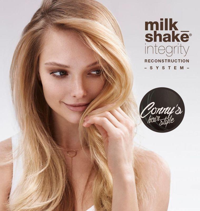 CONNY'S HAIR STYLE offerta prodotti zone concept – promozione linea milk shake capelli