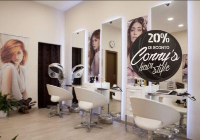 connys hair style offerta sconto studenti promozione sconto dipendenti ospedalieri riuniti