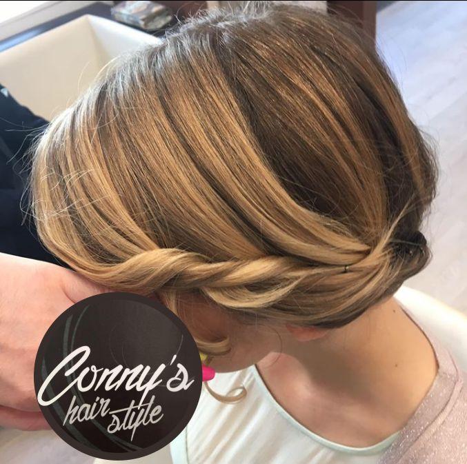 CONNY'S HAIR STYLE offerta acconciature sposa – promozione raccolto parrucchiere donna