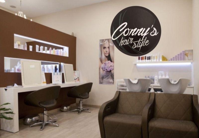 CONNY'S HAIR STYLE offerta trattamenti tricologici purificanti - prodotti anticaduta capelli professionali