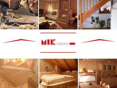 offerta falegnameria artigianale vallada agordina promozione arredamento rustico miklegno