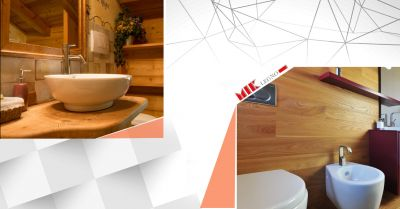 offerta vendita e distribuzione mobili artigianali per bagno in legno massello miklegno