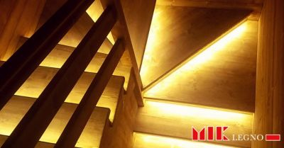 mik legno offerta realizzazione scale su misura offerta scale a chiocciola a trave a sbalzo