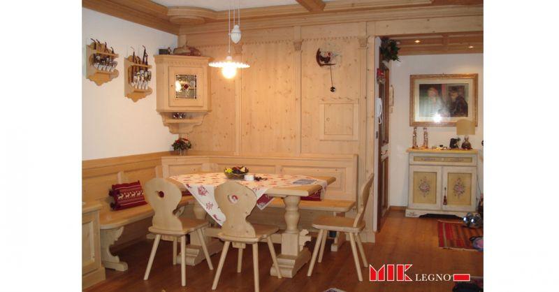 Offerta realizzazione arredi in legno Belluno - Occasione restauro mobili in legno Belluno