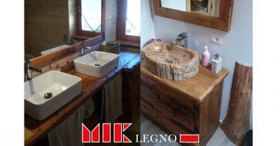 offerta realizzazione mobili da bagno belluno occasione restauro arredi da bagno belluno