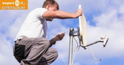 expert city elettrovalcellina offerta installazione antenna occasione impianto terrestre