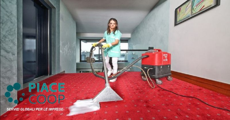 PIACECOOP offerta servizio di pulizie per privati - occasione pulizie per aziende a Piacenza