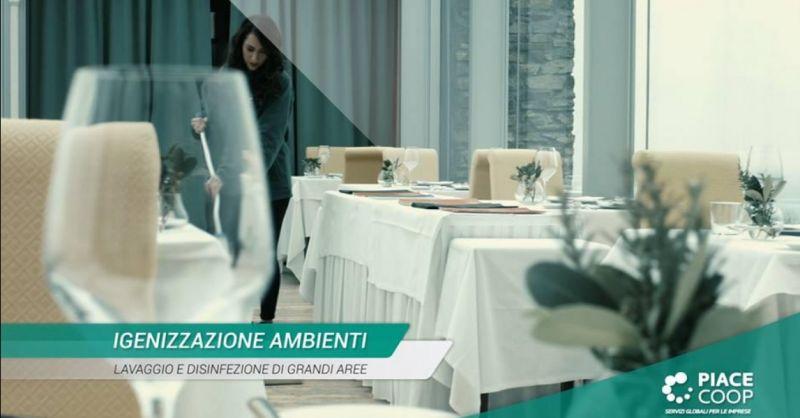 offerta servizio di pulizia e sanificazione ambienti Piacenza - occasione pulizie professionali