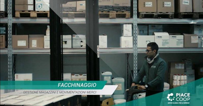 offerta servizio facchinaggio traslochi Piacenza - occasione servizio trasporto merci Piacenza