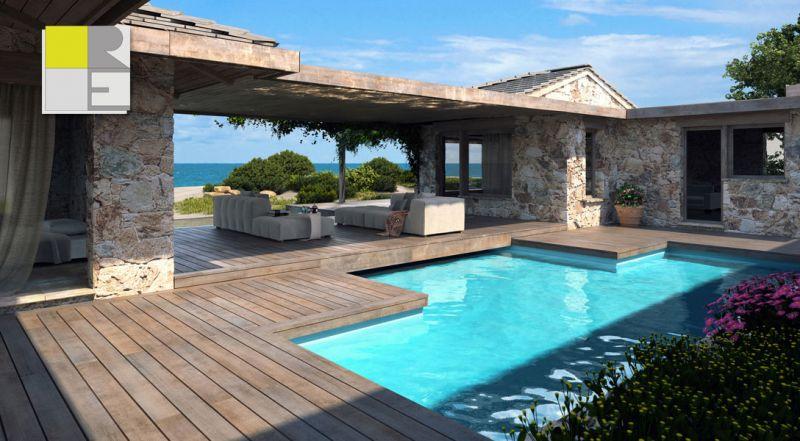 Offerte pavimenti in legno da esterno Lurate Caccivio Como – Promozione pavimenti in legno bordo piscina Lurate Caccivio Como