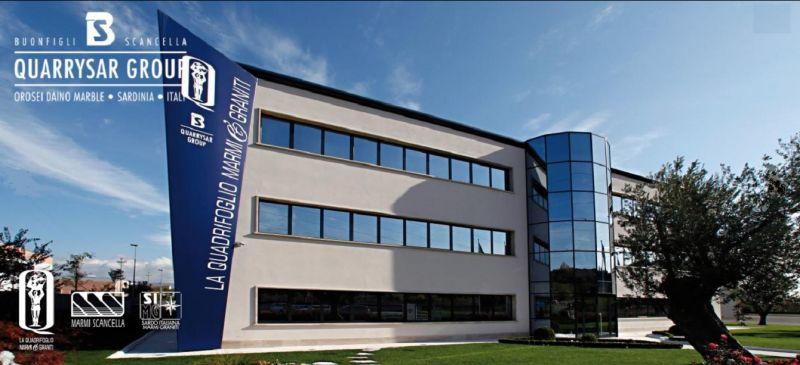 LA QUADRIFOGLIO MARMI & GRANITI azienda leader nel mercato europeo internazionale made in Italy