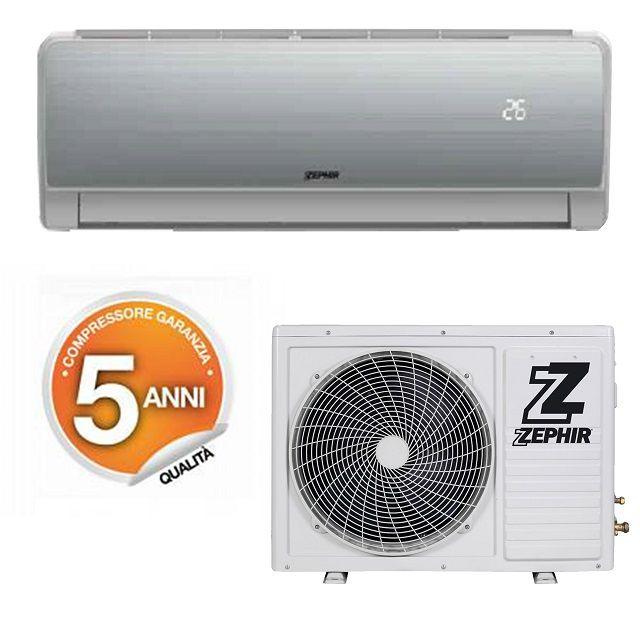 climatizzatore 9000btu zephir 2018 ZGA