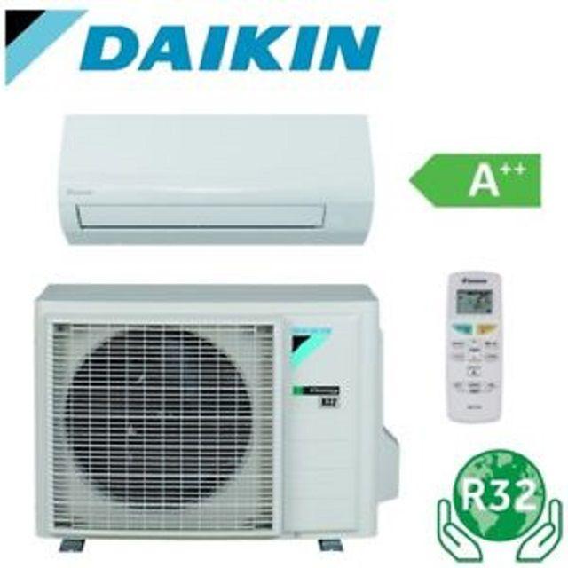 Climatizzatore daikin 12000btu sensira r32